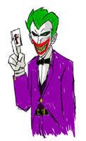 The Joker--Colors