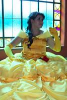 Princess Belle - Disney's Beauty and the Beast II by yunekris
