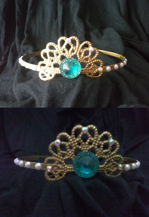 Disney Pixar Brave - Princess Merida crown by yunekris