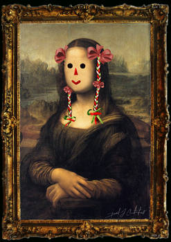 Mona Lisa Mexican Version
