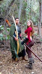 Faramir and Theofa