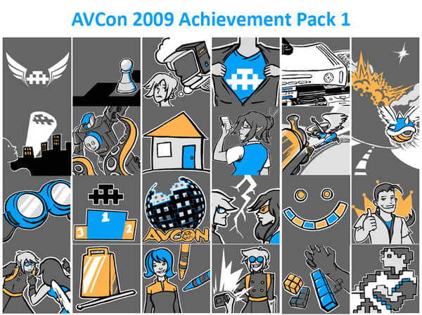 AVCon Achievements 2009