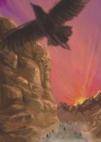 Sunset Cliffs by Alecat