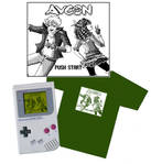 AVCon 2011 T-Shirt comp entry by Alecat
