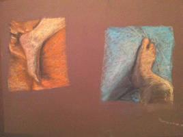 Feet by Alecat