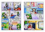 AVCon Booklet Comic 2011