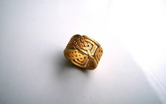 Celtic Knot Ring by Alecat