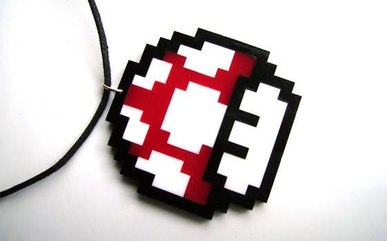 8-Bit Mushroom