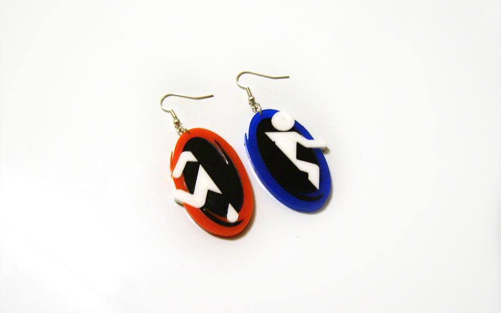 Portal Earrings by Alecat