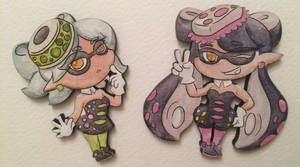 Callie and Marie Charms