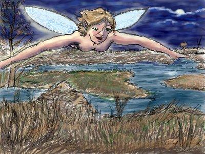 Marsh Fairy