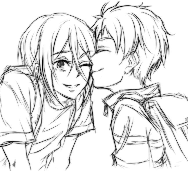 bright eyes, young smiles by Kazunometsuki