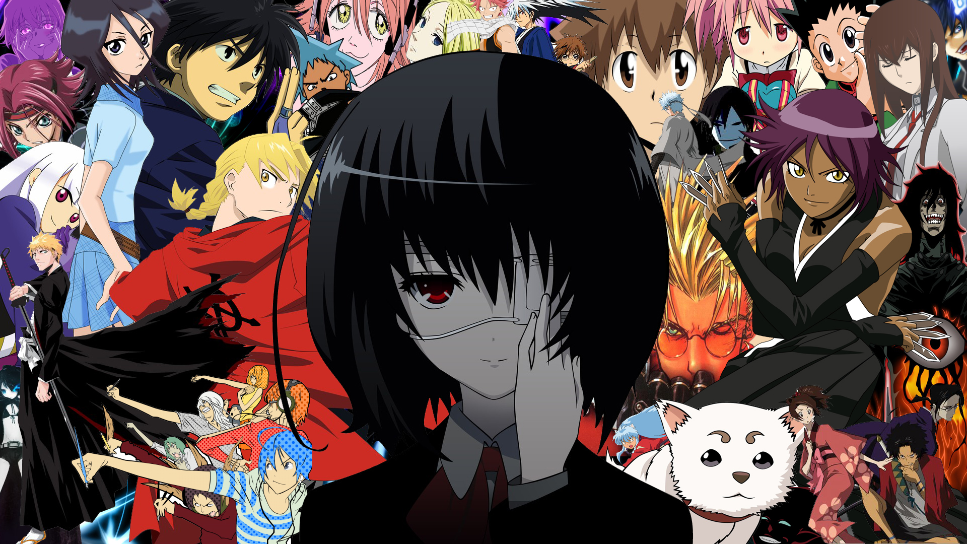 Anime Mix By Namesalreadyclaimed Anime Mix By Namesalreadyclaimed