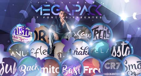 \\ MEGAPACK FONTS //
