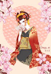 Sakura Oiran
