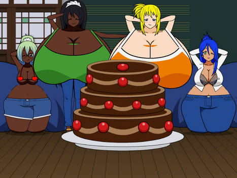 a vary big brithday gift by goron44