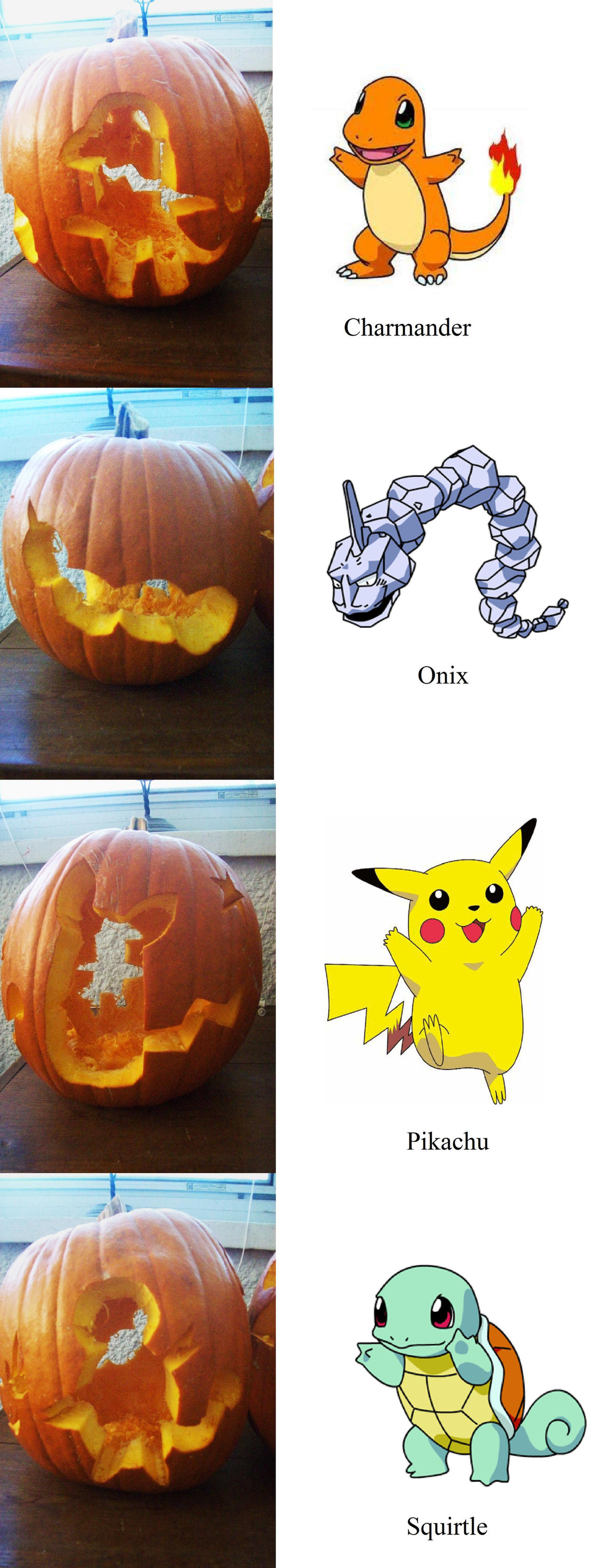 pokemon jack o lantern template - pokemon jack o lantern by helena rosemerta on deviantart