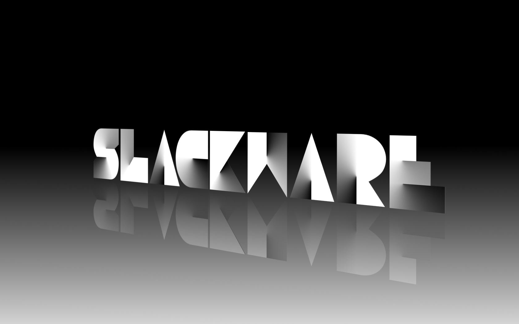 slackware by d413k
