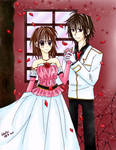 VK: Yuuki and Kaname