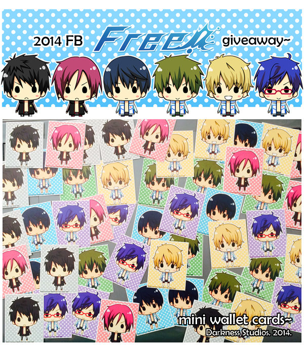 Free! Giveaway Event on Facebook by gumokohiiragizawa