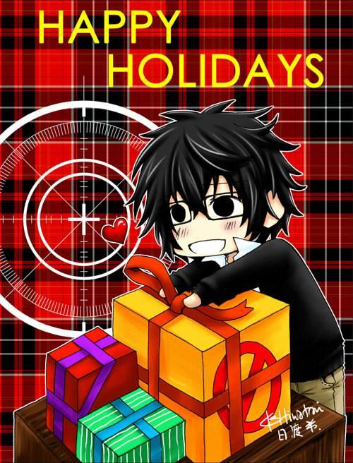 Merry Christmas 2015 (Fanart) by gumokohiiragizawa