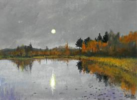 Moon Twilight by bulbar