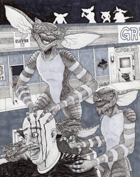 AlphaBeasts Week VII: G is for Gremlins