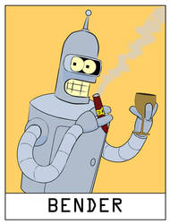 AlphaBots Week II : B is for Bender by SamWolk