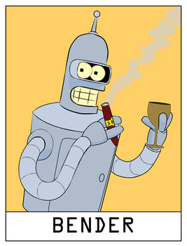 AlphaBots Week II : B is for Bender