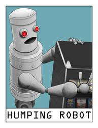 AlphaBots Week VIII: H is for Humping Robot by SamWolk
