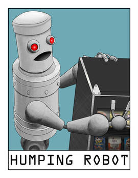 AlphaBots Week VIII: H is for Humping Robot