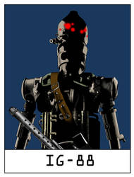 AlphaBots Week IX: I is for IG-88 by SamWolk