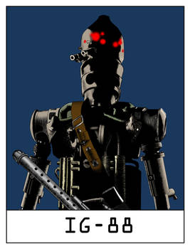 AlphaBots Week IX: I is for IG-88