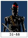 AlphaBots Week IX: I is for IG-88