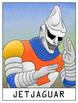 AlphaBots Week X: J is for Jet Jaguar