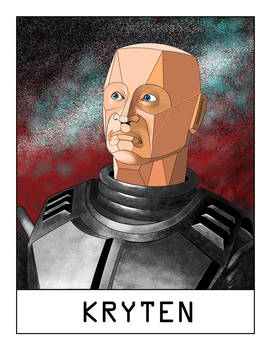 AlphaBots Week XI: K is for Kryten