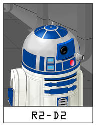 AlphaBots Week XVIII: R is for R2-D2 by SamWolk