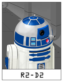 AlphaBots Week XVIII: R is for R2-D2