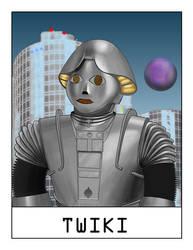 AlphaBots Week XX: T is for Twiki by SamWolk