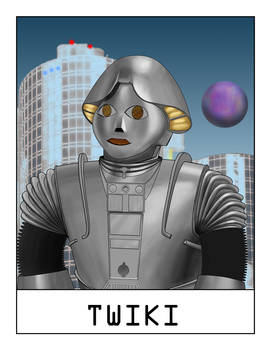 AlphaBots Week XX: T is for Twiki