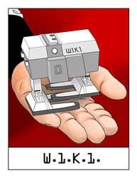 AlphaBots Week XXIII: W is for W.1.K.1 by SamWolk