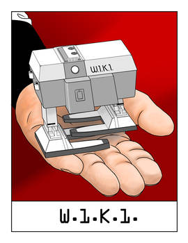 AlphaBots Week XXIII: W is for W.1.K.1