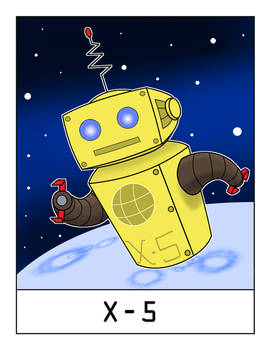 AlphaBots Week XXIV: X is for X-5
