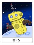 AlphaBots Week XXIV: X is for X-5