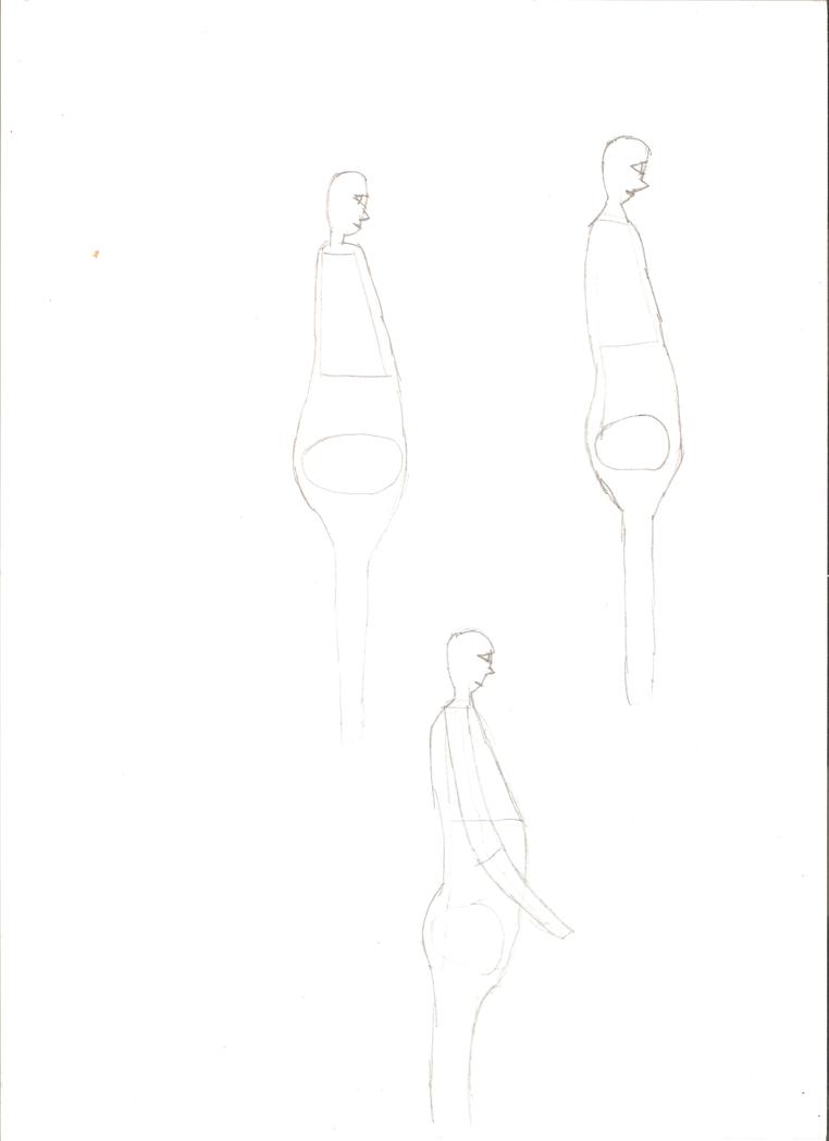 Figure Side View Pratice 03 by Belios