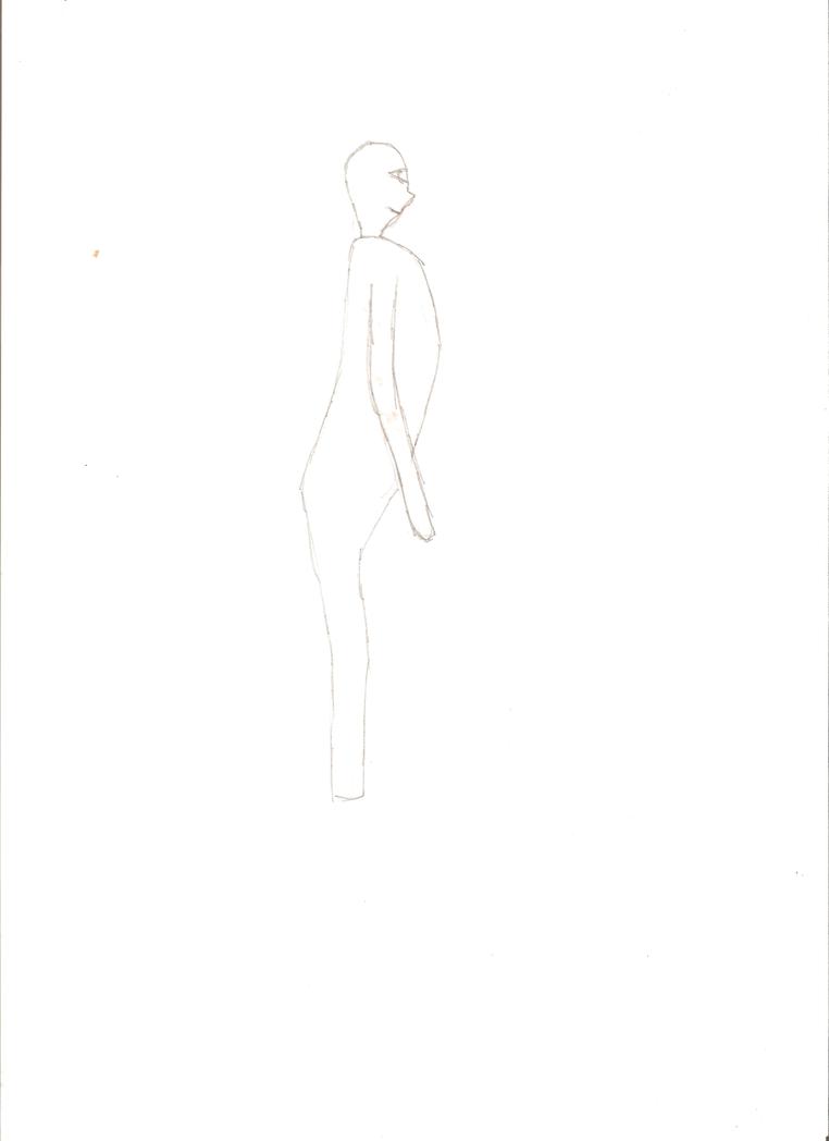 Figure Side View Pratice 04 by Belios