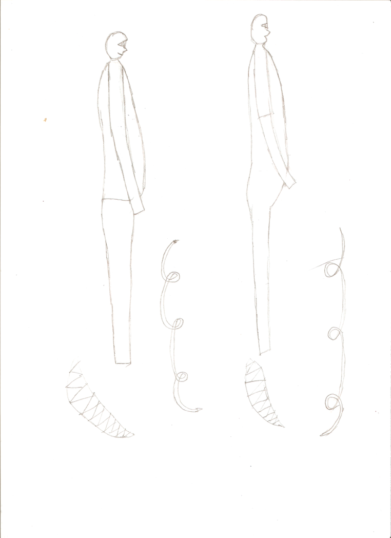 Figure Side View Pratice 05 by Belios