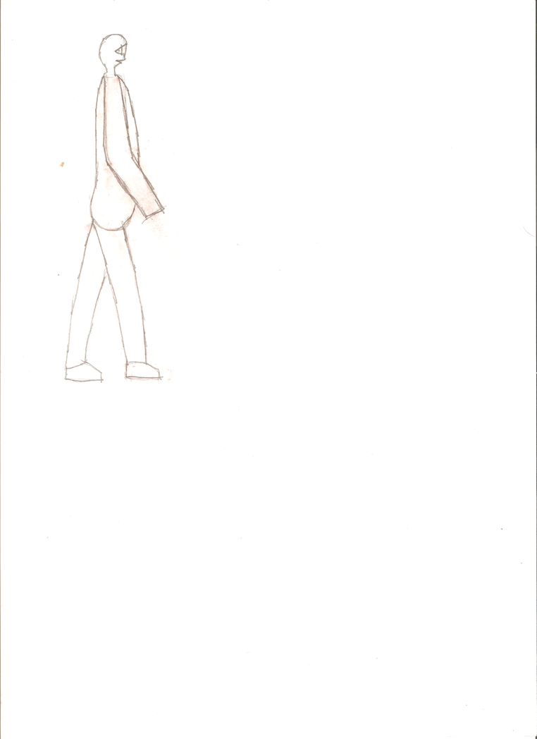 Figure Side View Pratice 06 by Belios