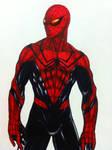 Spider Man the Black Widow