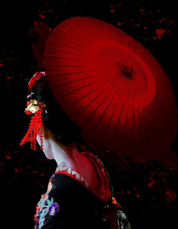 The Passion of Geisha by EligoDesign